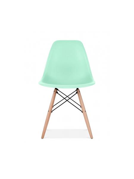 Bobazar chaise lutetia couleur for Chaise pastel