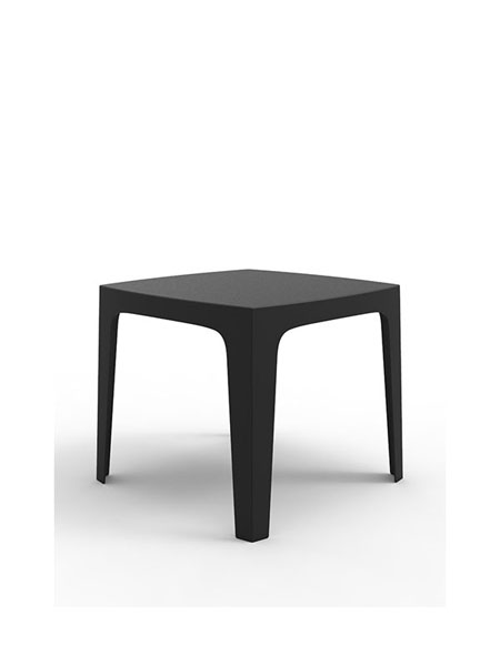 Bobazar table haute solid vondom for Table haute exterieure